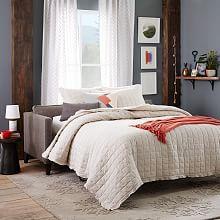 sofas and loveseats west elm - Modern Sleeper Sofa