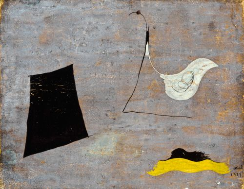 Joan Miró Painting