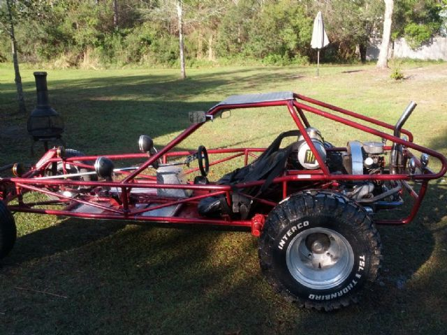 1965 Volkswagen SANDRAIL Sand Rail , Red and Black, 1,500 hours for