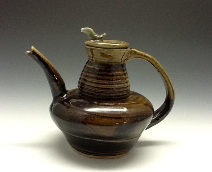 Teabird - Wood Fired - Wynhill Pottery