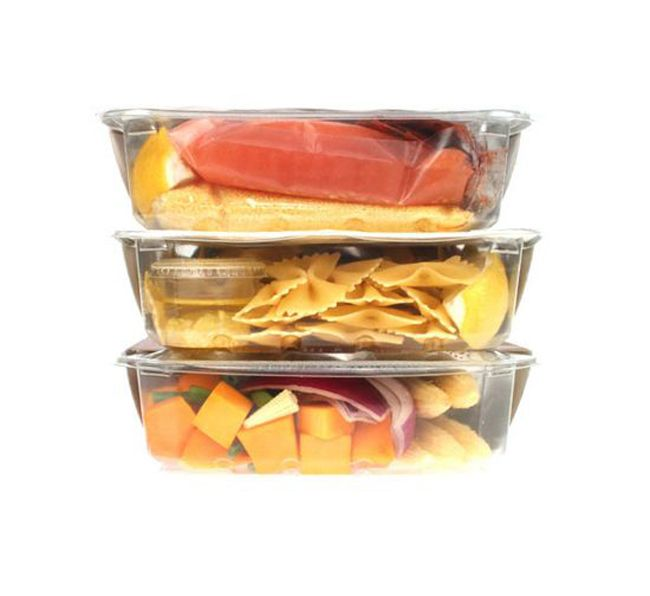 Scratch Meals from Packaging of the World