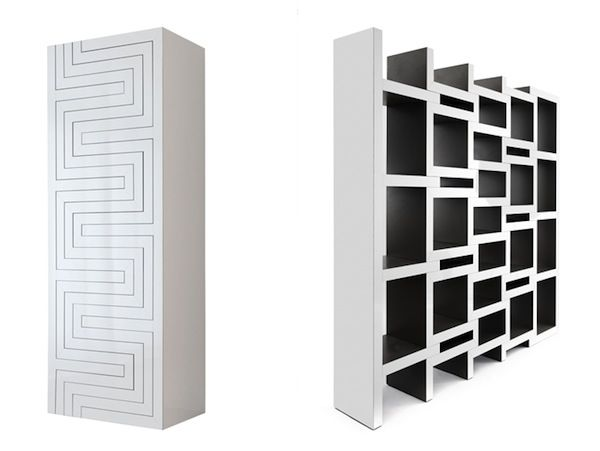 A Bookshelf That 'Grows' To Keep Up With Your Book Collection