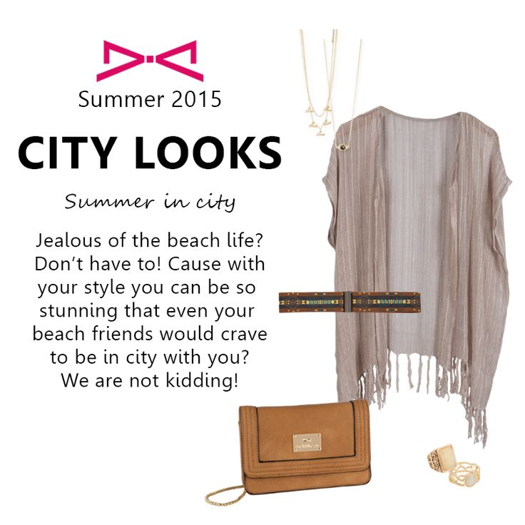 They can't touch us! Summer in the city by #achilleas_accessories