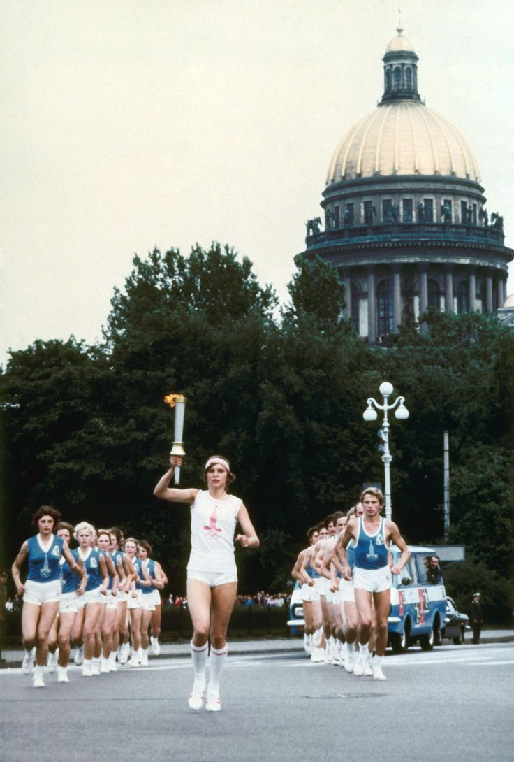 The amazing story of the Olympic flame - Olympic News
