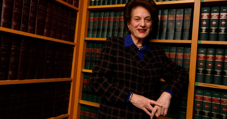Ms. Kaye, who died this week, was the first woman to serve as chief judge of New York State.