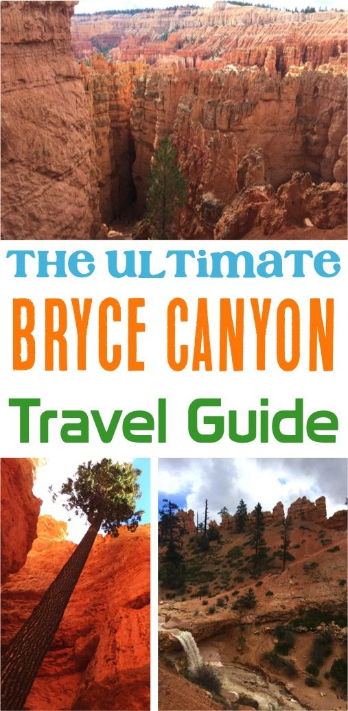 Bryce Canyon National Park Hikes! Check out these…