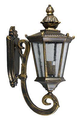 Уличный настенный светильник Сиена G0401S