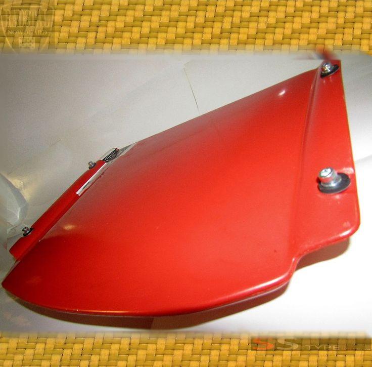• Scuderia F 430 Front Bumper Diffuser Valence Lip Splitter Spoiler For FERRARI