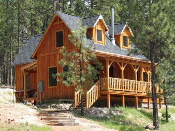 201 best houses images on pinterest country farmhouse for Simple timber frame homes