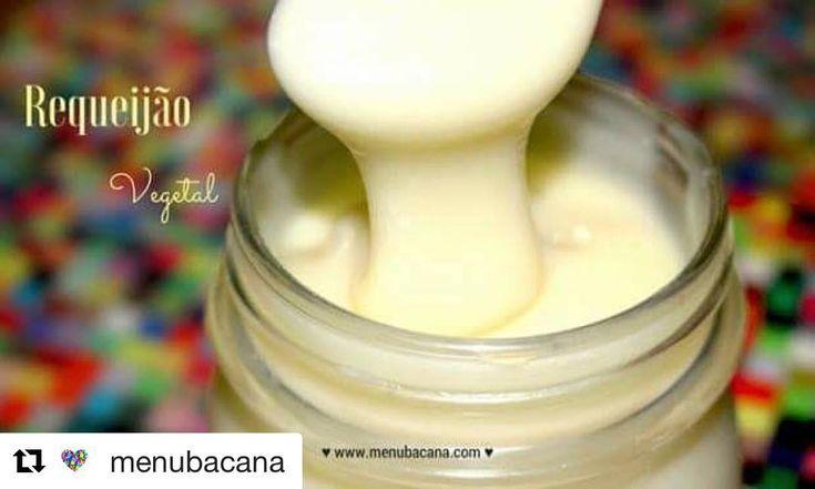 Receita de Requeijão Vegetal: sem glúten, sem leite, sem ovo, sem soja e vegano! Produtos para dietas especiais você encontra aqui no Empório Ecco:  www.emporioecco.com.br
