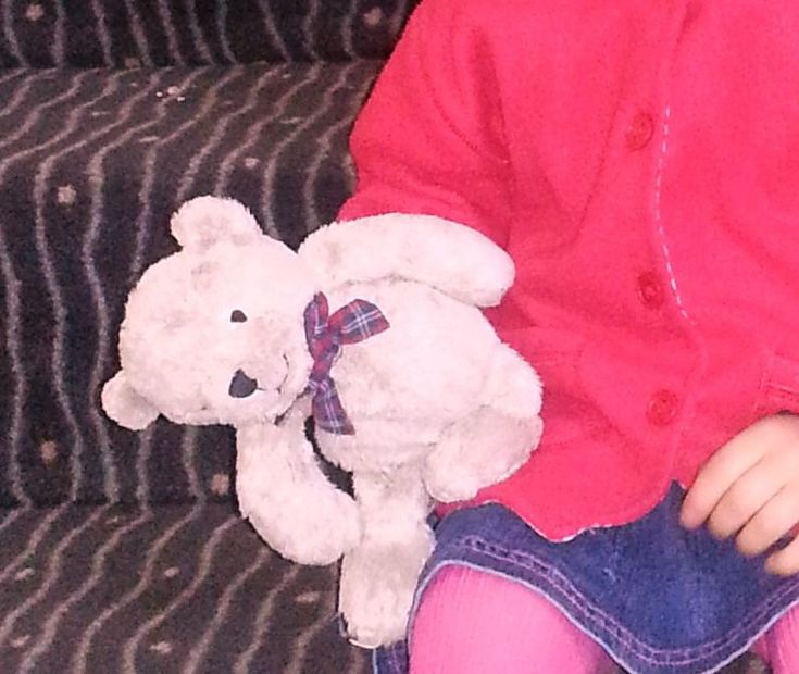 Lost on 03 Aug. 2015 @ Dublin Tallaght or Marlay Park. Hi,my daughter lost her small Teddy Bear on 3 Aug 2015 afternoon probably outside the Smyths shop Tallaght or on the Marlay Park car park opposite playgrund.Hi is from the H&M collection.Hi has sti... Visit: https://whiteboomerang.com/lostteddy/msg/w4bl4z (Posted by Justyna on 06 Aug. 2015)