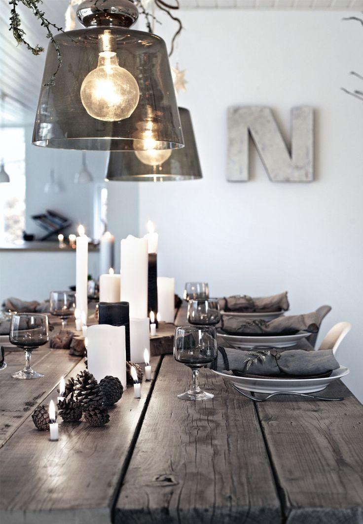 Atelier rue verte, le blog / Noël 2015 / Inspirations #7 / La maison d'une styliste danoise /