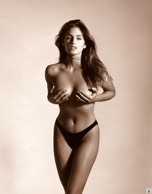 Cindy Crawford - Herb Ritts