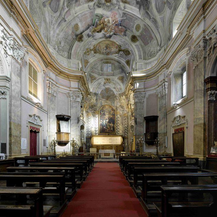 Museo della Sindone di Torino | Scopri di più nella sezione Itinerari del portale #cittaecattedrali