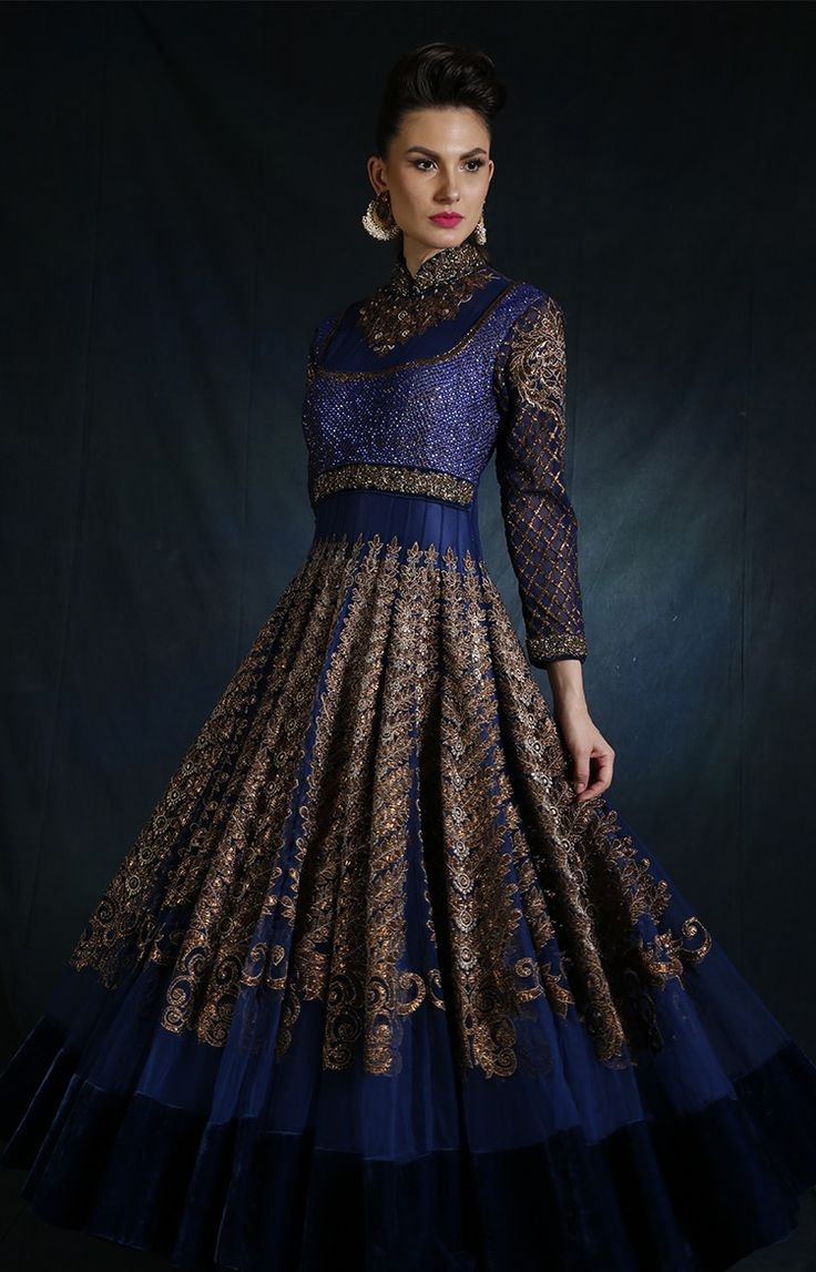 My Dream Anarkali #dark #glamor