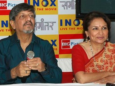 Can return to screen if role is challenging, says Amol Palekar! - http://www.bolegaindia.com/gossips/Can_return_to_screen_if_role_is_challenging_says_Amol_Palekar-gid-36727-gc-6.html