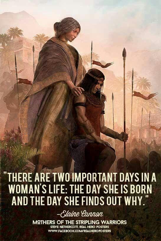 Mother of Stripling Warriors