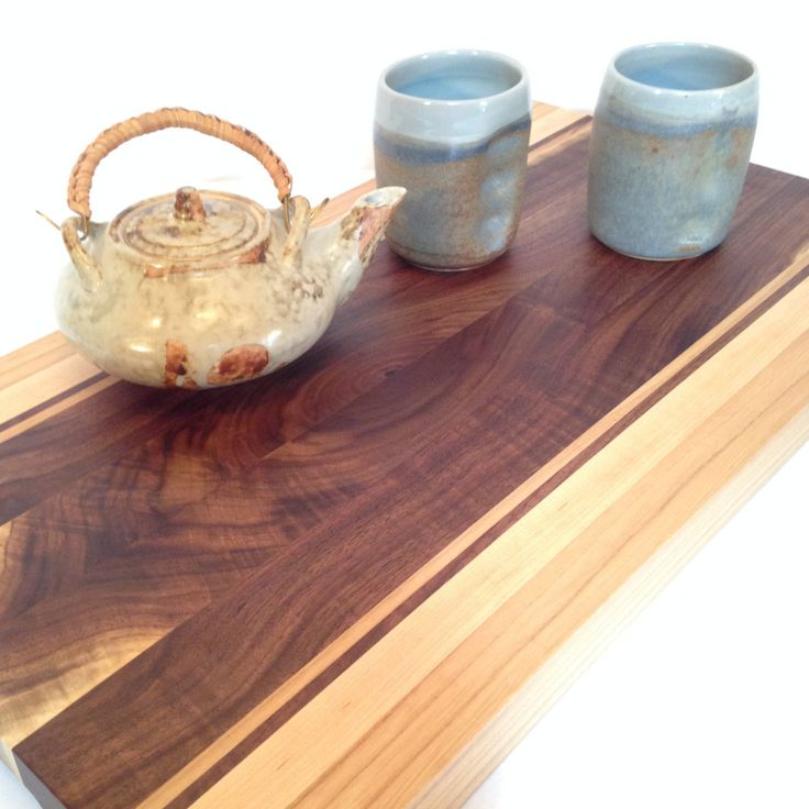 Charcouterie Board / Serving Board by HGJoinery on Etsy