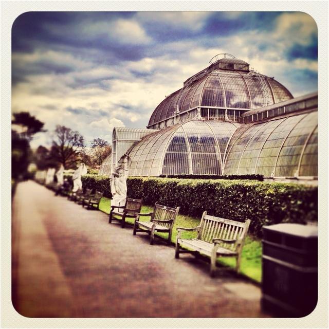 Kew Gardens. London