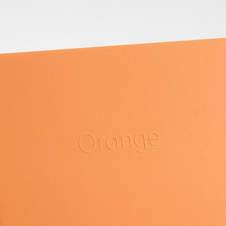 Arjowiggins Creative Papers -  Curious Collection Skin Orange 270g
