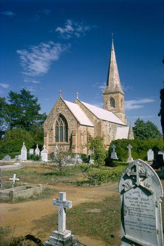 St John's Baptist Church - Canberra - Australia