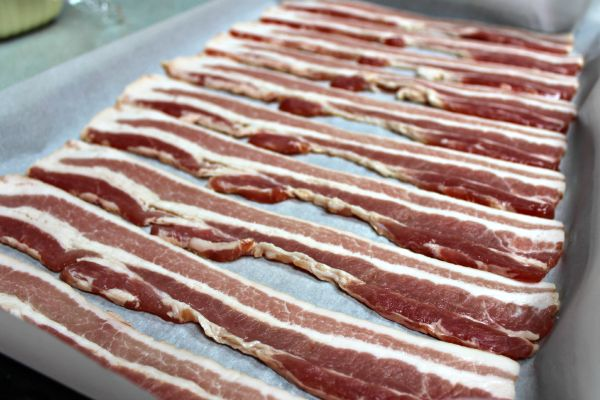 Oven Baked Bacon :: Easy Like A Sunday Morning