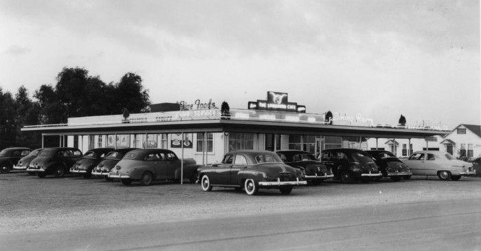 Port Arthur, Texas, 1952