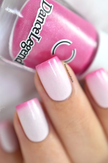 Marine Loves Polish: Color changing watermarble!? - Thermal polish - Dance Legend white lies - what's up nails watermarble to perfection - nail art
