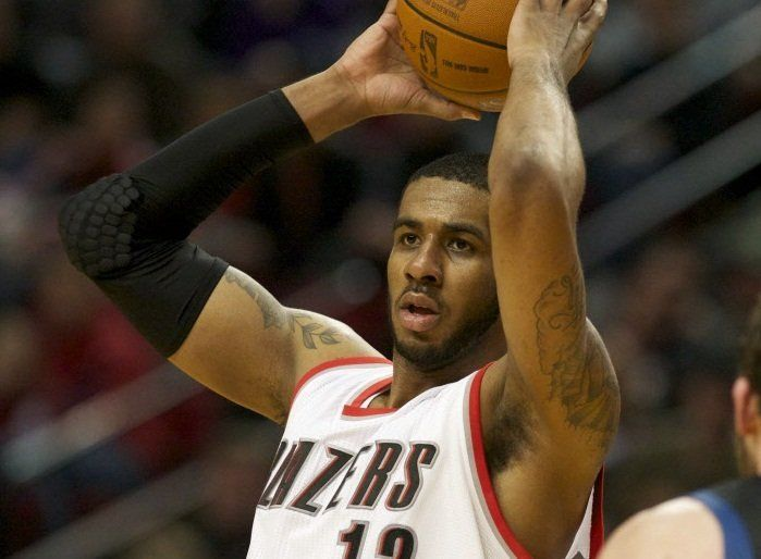 lamarcus aldridge images | Blazers say LaMarcus Aldridge on 'road to recovery' after blood virus