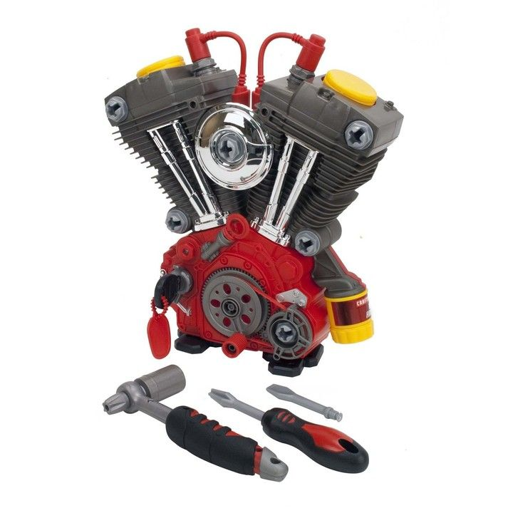 New My First Craftsman  Light & Sound Engine Overhaul Set from BargainsOnline for $29.99 on Square Market