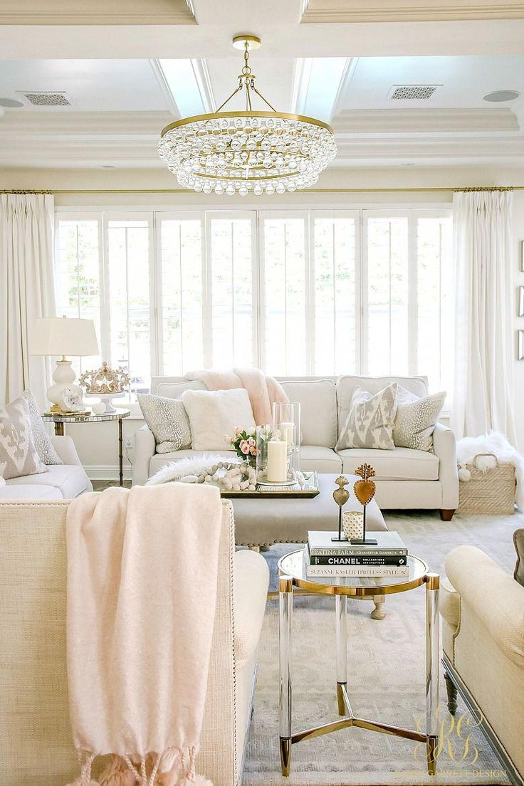 Help Decorate My Living Room: Romantic Valentine's Day Home Tour + Styling Tips