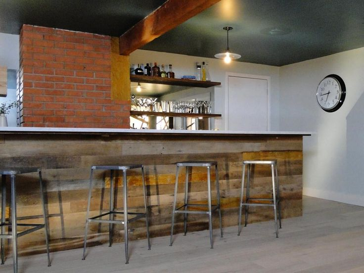 Beautiful Bar Kits for Basement