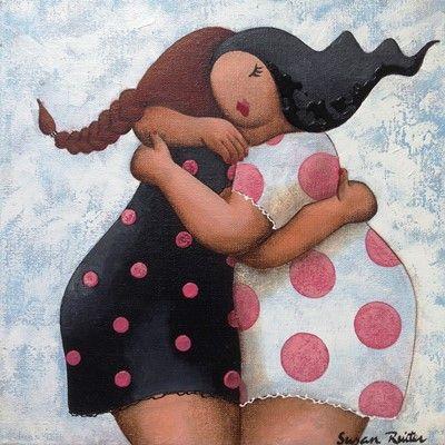 Susan Ruiter Schilderijen - prachtige kunst, opbrengst voor Pink Ribbon. Zou het graag hebben maar de prijs (bod staat nu op 480 euro) is me een beetje te hoog...