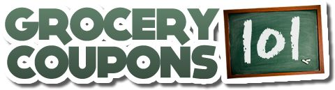 Grocery Coupons from Grocery Coupons 101 Logo
