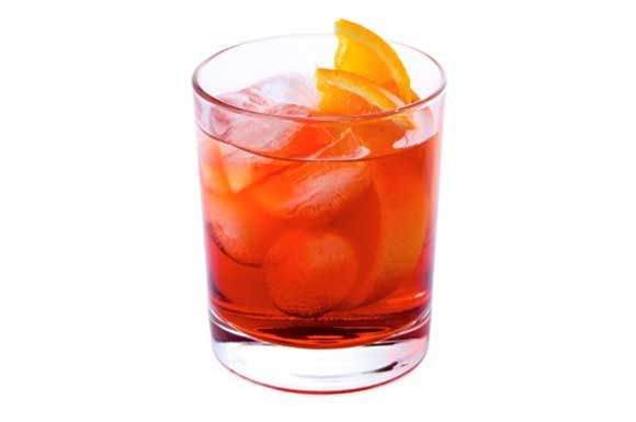 preparare cocktail negroni