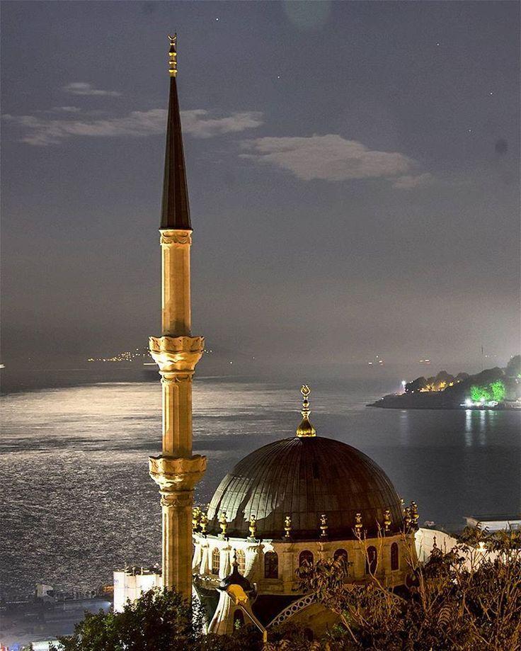 Nusretiye Camii-İstanbul by osmantpcu