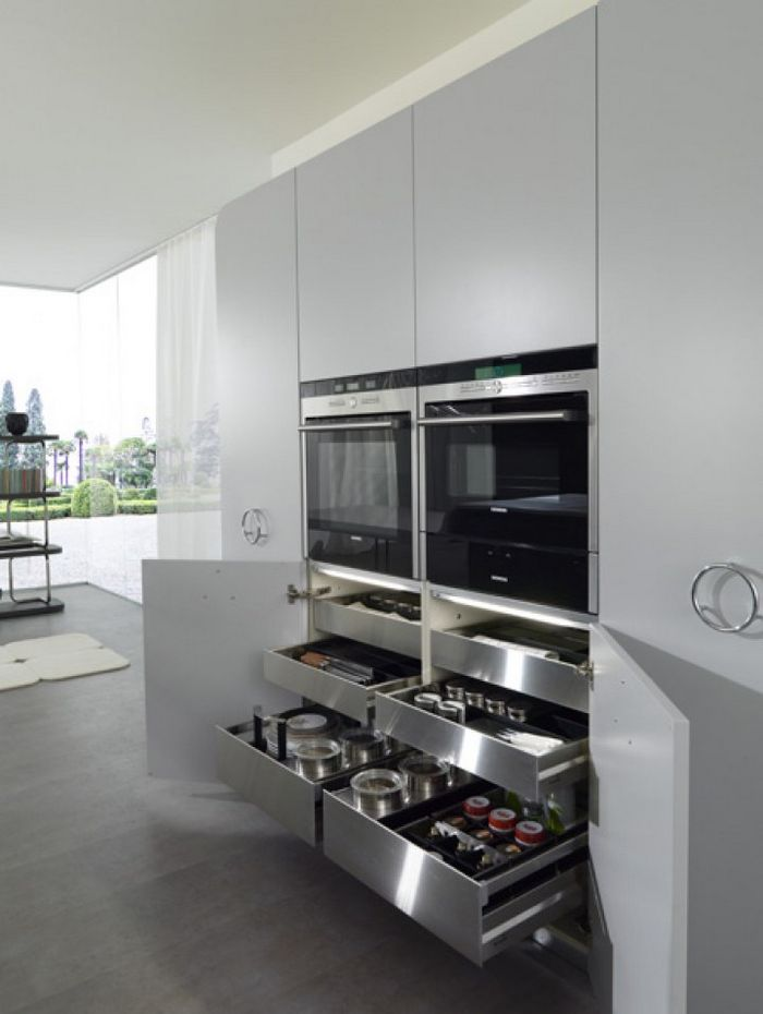 Most expensive modern kitchen for Most expensive kitchen cabinets