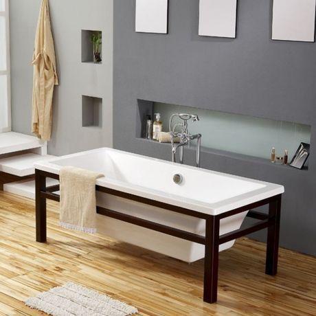 Die besten 25+ Badewanne 170x75 Ideen auf Pinterest Wohnung - freistehende badewanne schlafzimmer