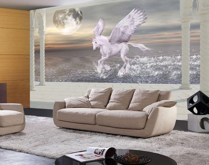 14 best Wallpaper 3D / Papier peint 3D trompe l\'oeil images on ...