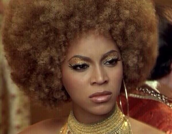 Foxxy Cleopatra makeup for an Austin Powers halloween costume #darkskin #AfricanAmerican