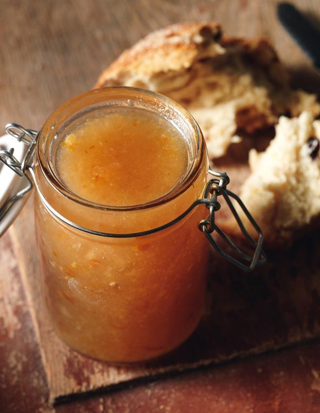 Μαρμελάδα+πορτοκάλι+και+περγαμόντο