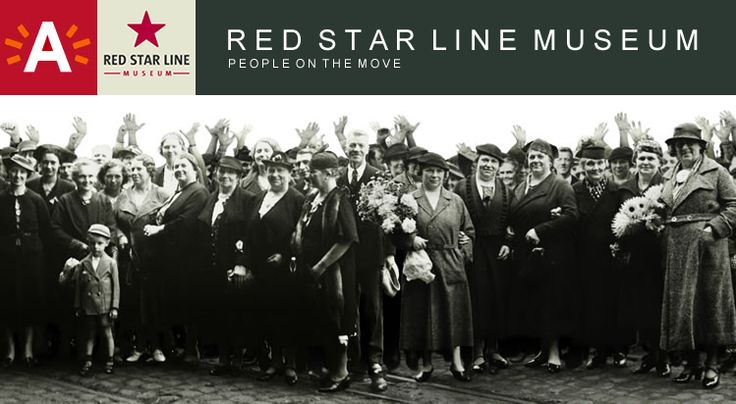 16 Best Images About Red Star Line On Pinterest Radios