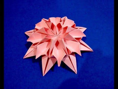 288 best OrigamiTeabag Folding images on Pinterest  Modular