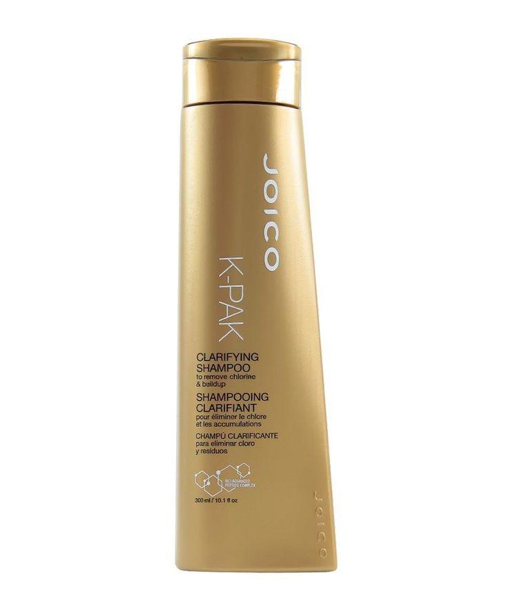 The Best Clarifying Shampoos, According to 5 Hair Pros - Joico K-Pak Clarifying Shampoo from InStyle.com