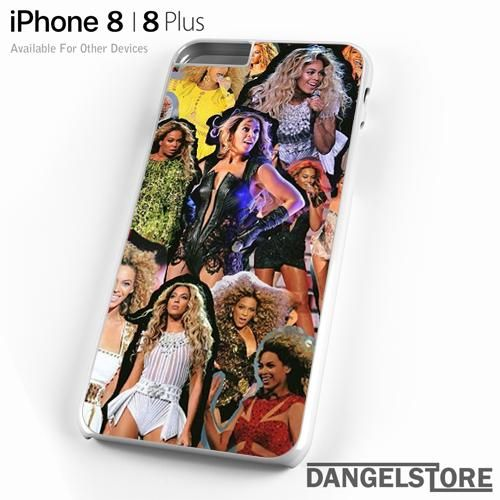 Beyonce Collage - Z For iPhone 8 | 8 Plus Case