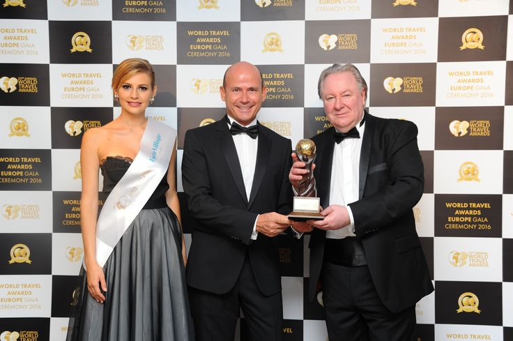 Astra Suites has won the World Travel Awards 2016