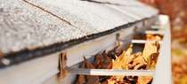 Making the switch from metal to PVC rain gutters is advantageous for a number of reasons.