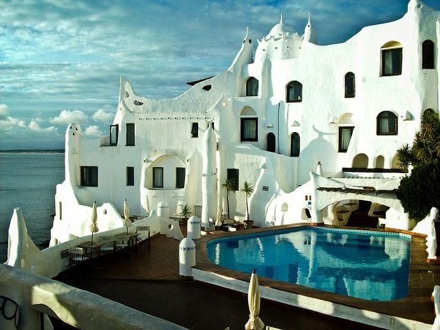 Punta del Este Uruguay Casa Piedra #vacation #holiday #summer #Uruguay #PuntadelEste :)