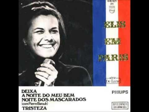 ELIS REGINA - ELIS EM PARIS (1968) - YouTube