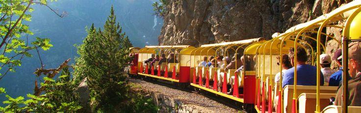 Train d'Artouste | Train touristique dans Pyrénées